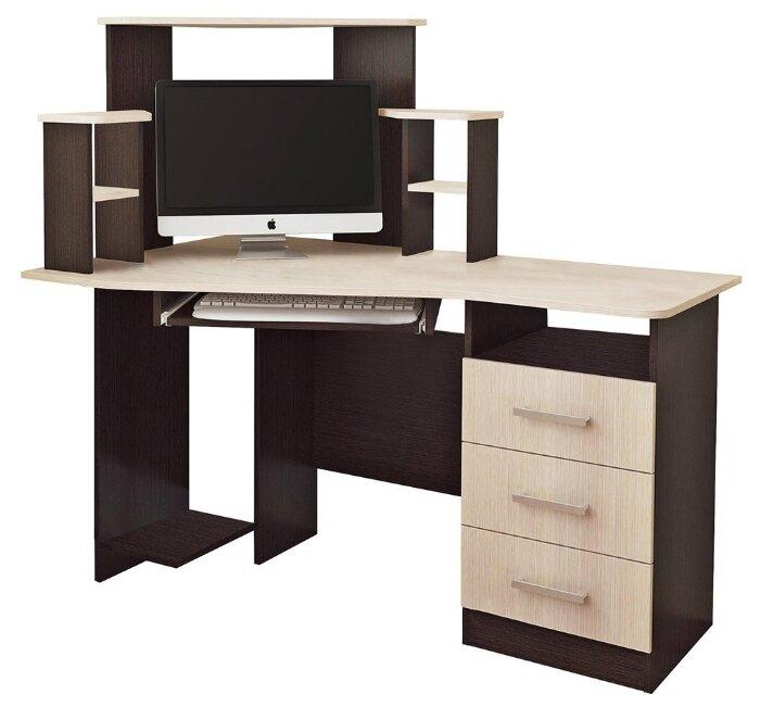 Компьютерный стол угловой BTS Каспер
