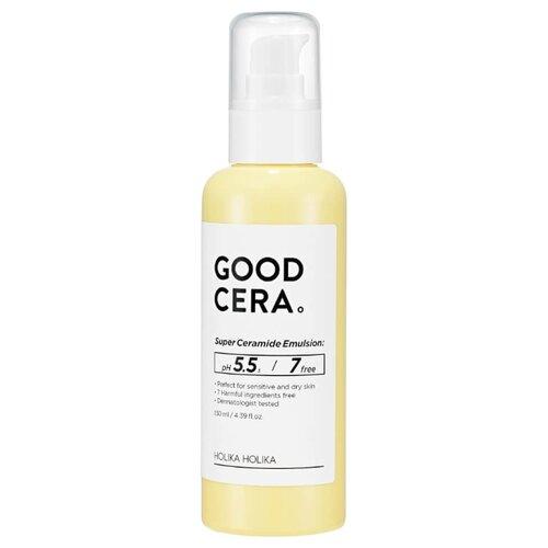 Holika Holika Good Cera Super Ceramide Emulsion Увлажняющая эмульсия для лица, 130 мл holika holika эмульсия успокаивающая для проблемной кожи skin