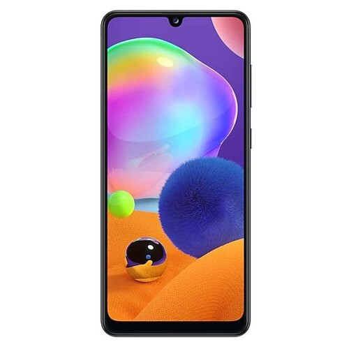 Смартфон Samsung Galaxy A31 64GB черный (SM-A315FZKUSER) смартфон samsung galaxy s9 sm g960f 64gb черный