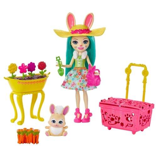 Купить Игровой набор Enchantimals Бри Кроля в Саду, GJX32, Куклы и пупсы