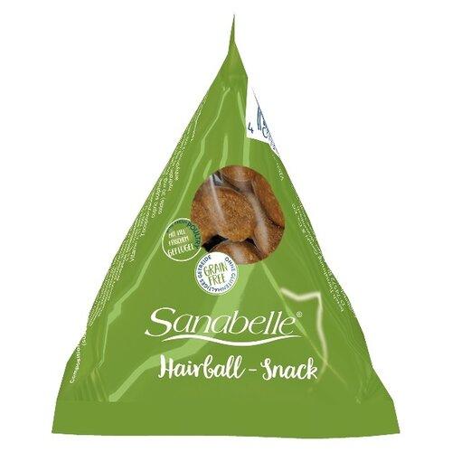 Лакомство для кошек Sanabelle Hairball-Snack, 20г