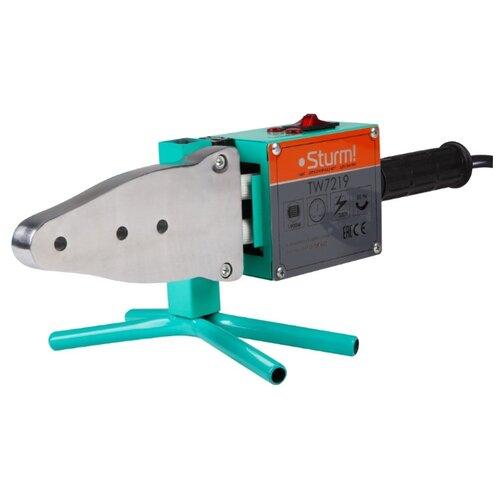 Аппарат для раструбной сварки Sturm! TW7219 портативный вибратор для бетона sturm cv71101