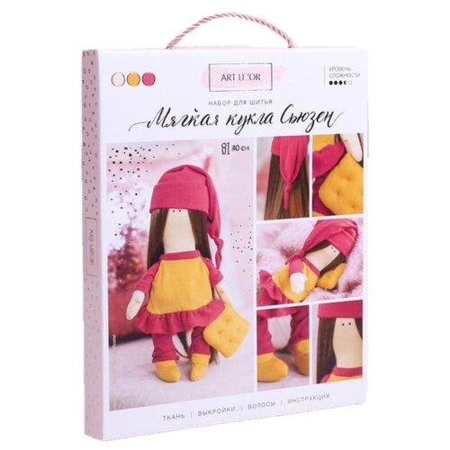 Купить Арт Узор Набор для шитья Интерьерная кукла Сьюзен (3548659), Изготовление кукол и игрушек