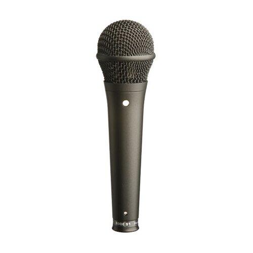 Микрофон RODE S1, черный