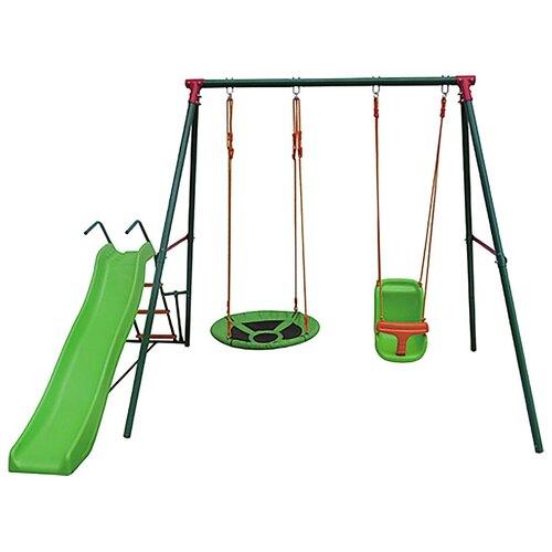 Купить Спортивно-игровой комплекс DFC RBS-02 зеленый, Игровые и спортивные комплексы и горки