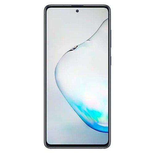 Смартфон Samsung Galaxy Note 10 Lite 6/128GB черный (SM-N770FZKMSER) смартфон samsung galaxy note 9 128 гб черный sm n960fzkdser