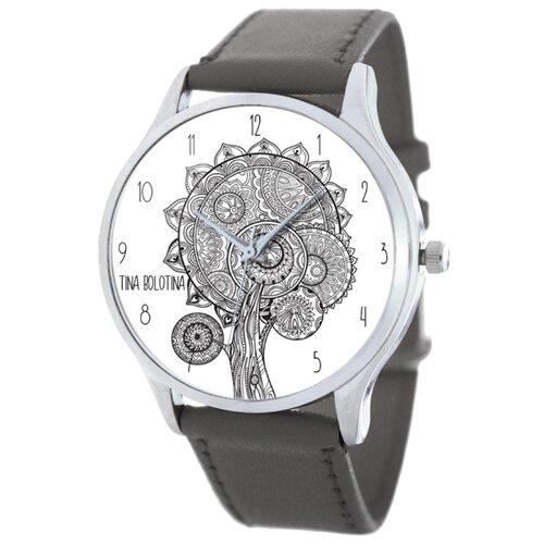 Наручные часы TINA BOLOTINA Дерево Extra (EX-128) будильник tina bolotina лондон awo 009