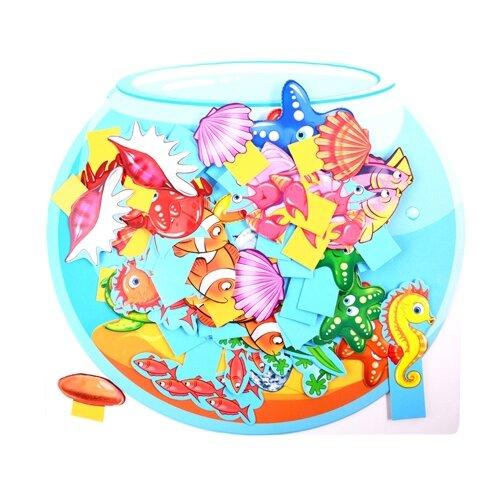 Фото - Набор карточек Творческий Центр СФЕРА Волшебный аквариум 68 шт. набор карточек творческий центр сфера комплект супер деревья грибы 64 шт