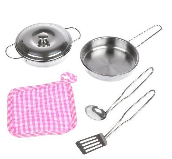 Набор посуды Mary Poppins Учимся готовить 453083