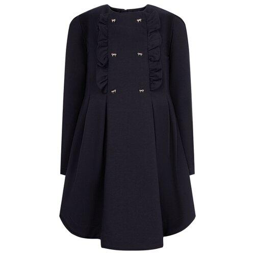 Купить Платье Mayoral размер 98, синий, Платья и сарафаны