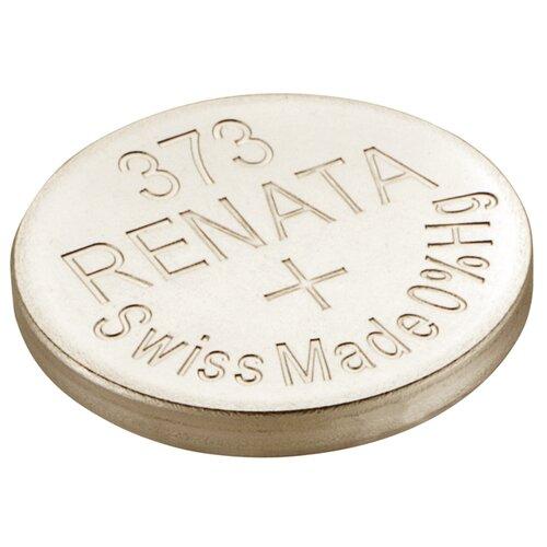 Фото - Батарейка Renata 373, 1 шт. батарейка renata 335 1 шт