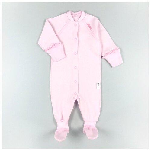 Купить Комбинезон Трия размер 50-56, розовый, Комбинезоны