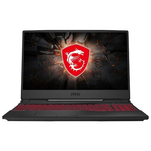 Ноутбук MSI GL65 Leopard 10SCSR-017RU (Intel Core i7 10750H 2600MHz/15.6/1920x1080/8GB/512GB SSD/DVD нет/NVIDIA GeForce GTX 1650 Ti 4GB/Wi-Fi/Bluetooth/Windows 10 Home) 9S7-16U822-017 черный ноутбук