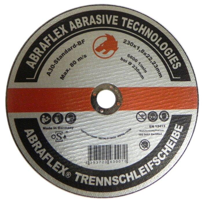 Круг отрезной DeWALT DT43501-XJ для УШМ 180х22.2х1.6мм EXTREME тип 1 плоский по металлу