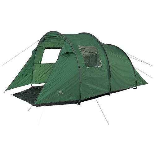 Палатка Jungle Camp Ancona 4 зеленый