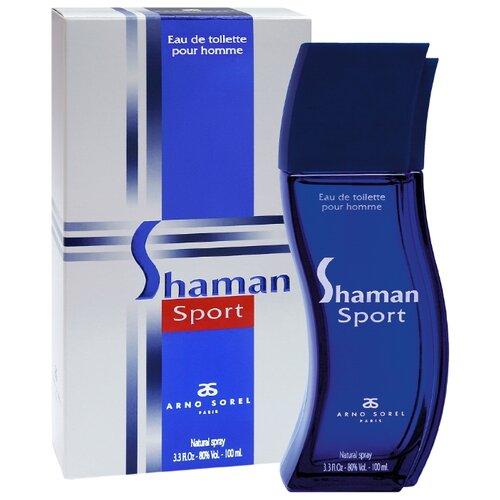 Туалетная вода Arno Sorel Shaman Sport, 100 мл недорого