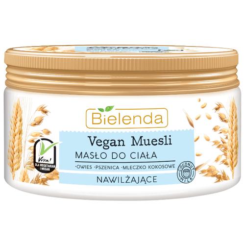 Масло для тела Bielenda Vegan Muesli увлажняющее, 250 мл