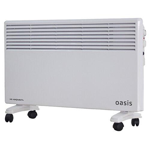 Конвектор Oasis LK-15 (U) белый конвектор oasis ek 20 белый