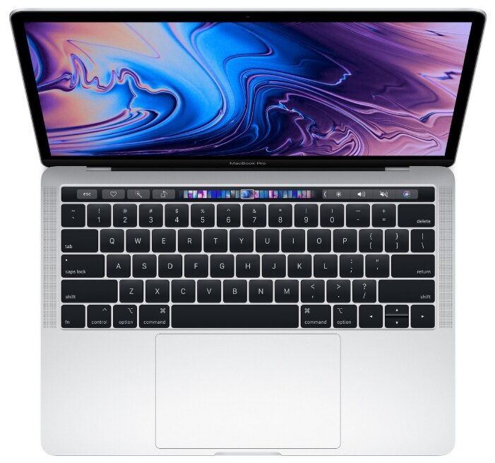 Ноутбук Apple MacBook Pro 13 with Retina display and Touch Bar Mid 2019 фото 1