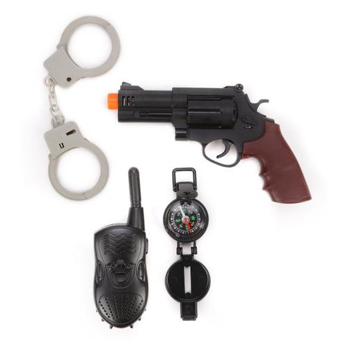 Купить Игровой набор Наша игрушка Полиция M0180, Полицейские и шпионы