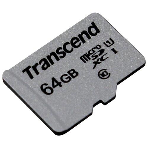Фото - Карта памяти Transcend 64GB UHS-I U1 microSD карта памяти sdhc 32gb transcend class10 uhs i