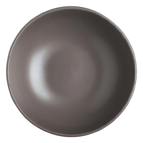 Доляна Тарелка суповая Пастель 18 см коричневый серп доляна 18 см