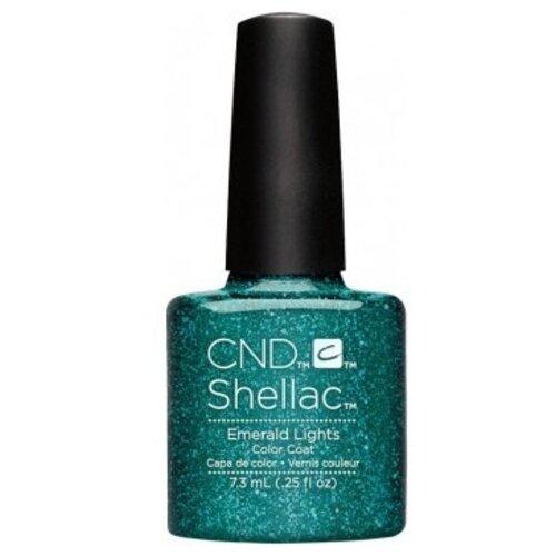 Купить Гель-лак для ногтей CND Shellac Starstruck, 7.3 мл, Emerald Lights