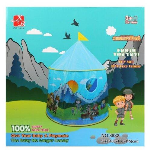 Купить Палатка игровая Наша Игрушка Экспедиция, коробка, Наша игрушка, Игровые домики и палатки