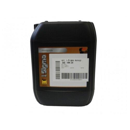 Моторное масло Eni/Agip i-Sigma monograde 20 20 л индустриальное масло eni agip dicrea 46 20 л