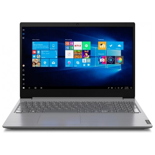 Ноутбук Lenovo V15 (Intel Core i3 8130U 2200MHz/15.6/1920x1080/4GB/128GB SSD/DVD нет/Intel UHD Graphics 620/Wi-Fi/Bluetooth/DOS) 81YD0019RU Iron Grey
