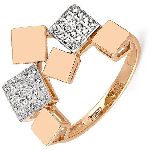 цена на KABAROVSKY Кольцо с 36 бриллиантами из красного золота 11-0922-1000, размер 18