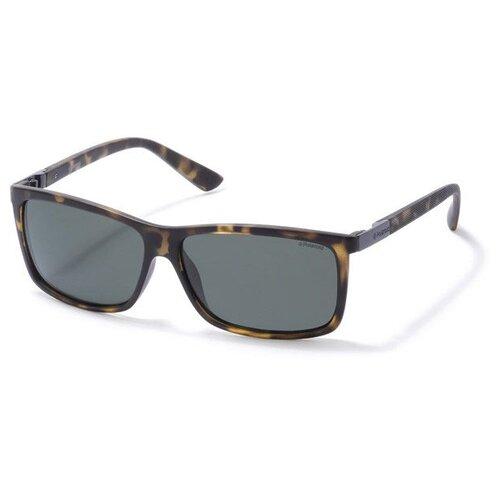 Солнцезащитные очки мужские Polaroid P8346B,HAVANA