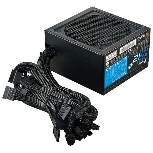 Купить Блок питания Seasonic S12III 500W (SSR-500GB3)