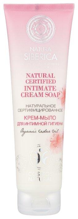 Natura Siberica Крем мыло для интимной гигиены,