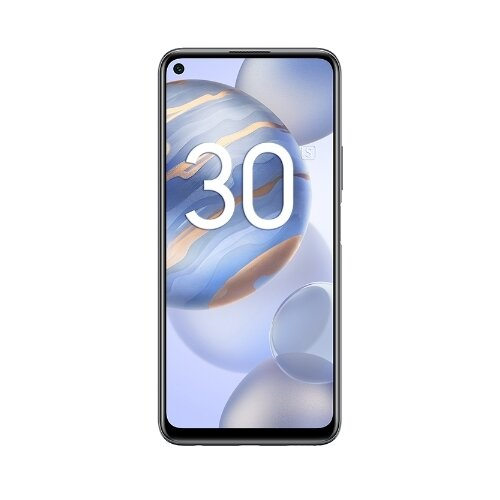 Смартфон HONOR 30S, полночный черный недорого