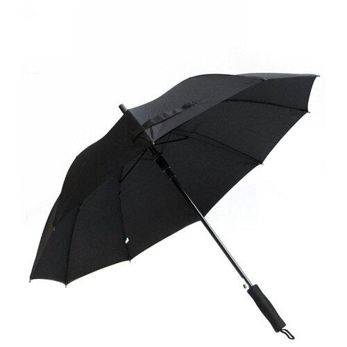 Зонт-трость автомат Удачная покупка YS04 черный зонт механика удачная покупка ys01 черный желтый