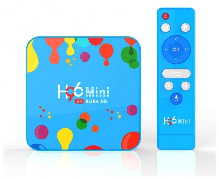 ТВ-приставка Vontar H96 Mini H6 4/32 Gb