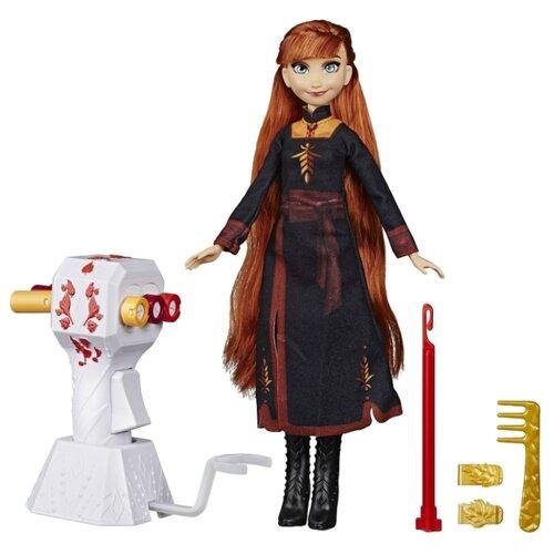 Купить Кукла Hasbro Disney Princess Холодное сердце 2 Магия причесок Анна, E7003, Куклы и пупсы