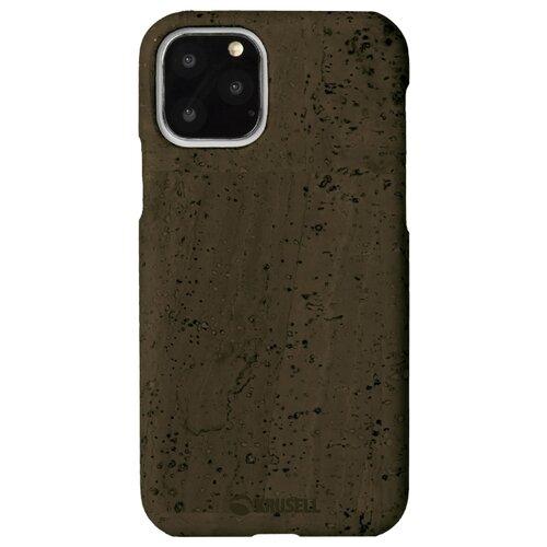 Купить Чехол Krusell Birka Cover для Apple iPhone 11 Pro темно-коричневый