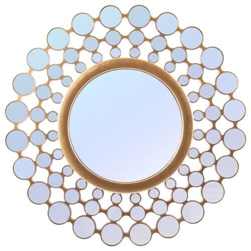 Зеркало Русские подарки настенное 237919 45х45 в раме