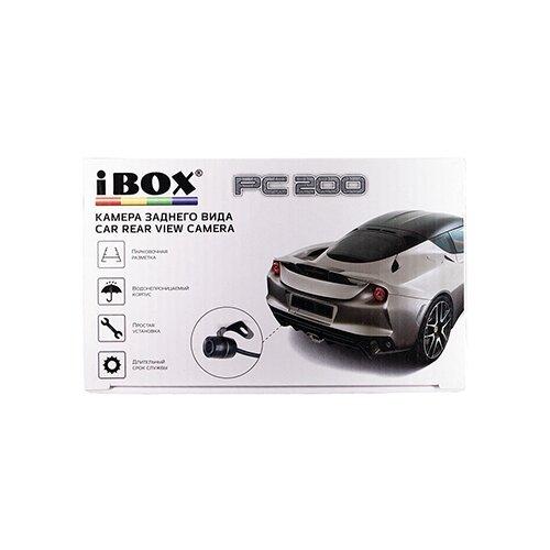 Камера заднего вида iBOX PC 200