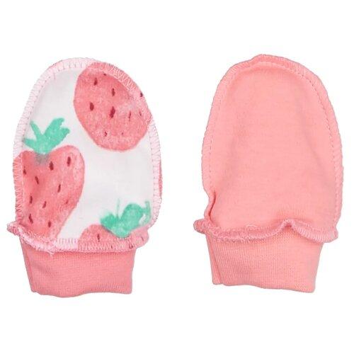 Купить Царапки My Berry Эскимо, розовый, размер 36, Царапки и варежки