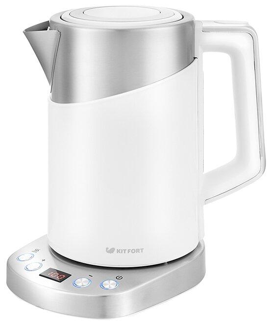 Чайник Kitfort KT-660 купить по цене 3390 на Яндекс.Маркете