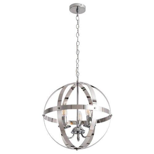 Люстра Arte Lamp Babbu A1087SP-3CC, E14, 120 Вт