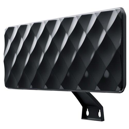 цена на Комнатная DVB-T2 антенна GAL AR-170 черная