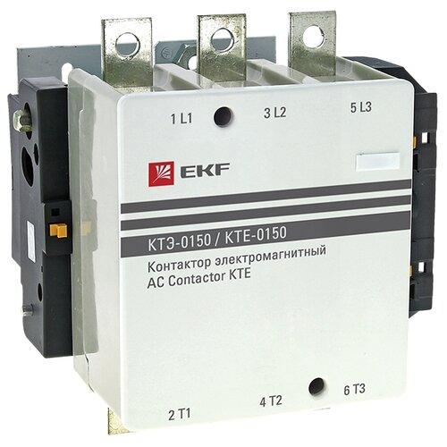 Контакторный блок/ пускатель комбинированный EKF КТЭ 150А 380В NO EKF PROxima