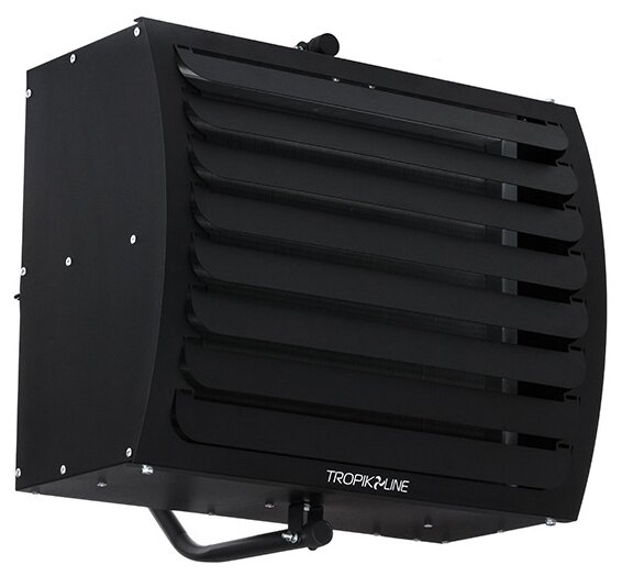 Водяной тепловентилятор Тропик Aero 35D40 Black