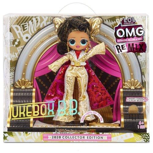 postmodern jukebox manila Кукла L.O.L. Surprise! O.M.G. Remix Jukebox B.B., 569886