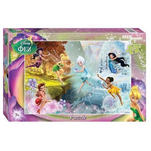 Купить Пазл Step puzzle Disney Феи (97071), 560 дет., Пазлы