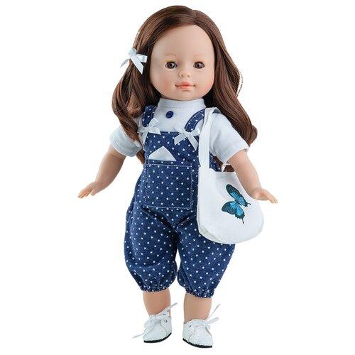 Фото - Кукла Paola Reina Вирджи 36 см 08204 кукла paola reina елена 21 см 02101